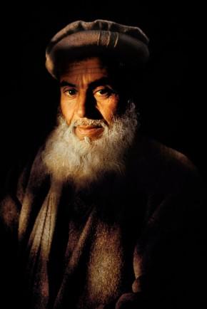 AFGHANISTAN. Jalalabad. 1992. Farmer.